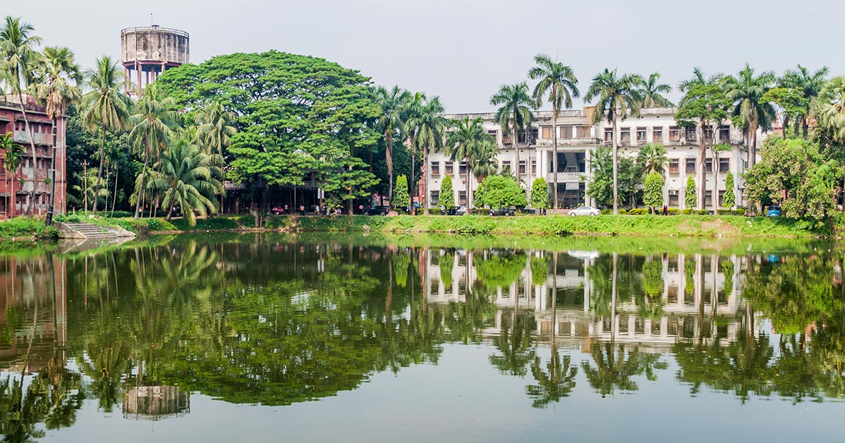 University of Dhaka, Bangladesh