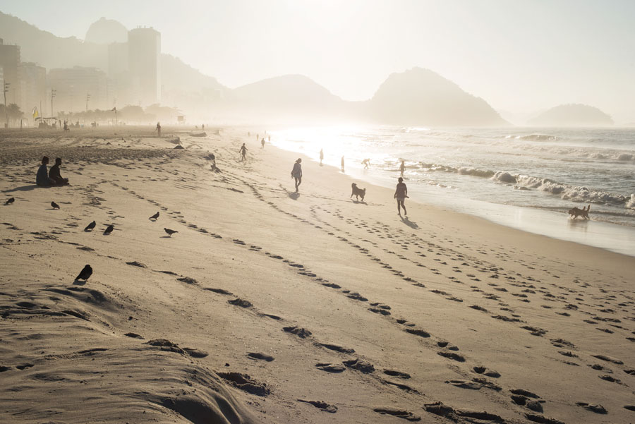 Copacabana Sunrise