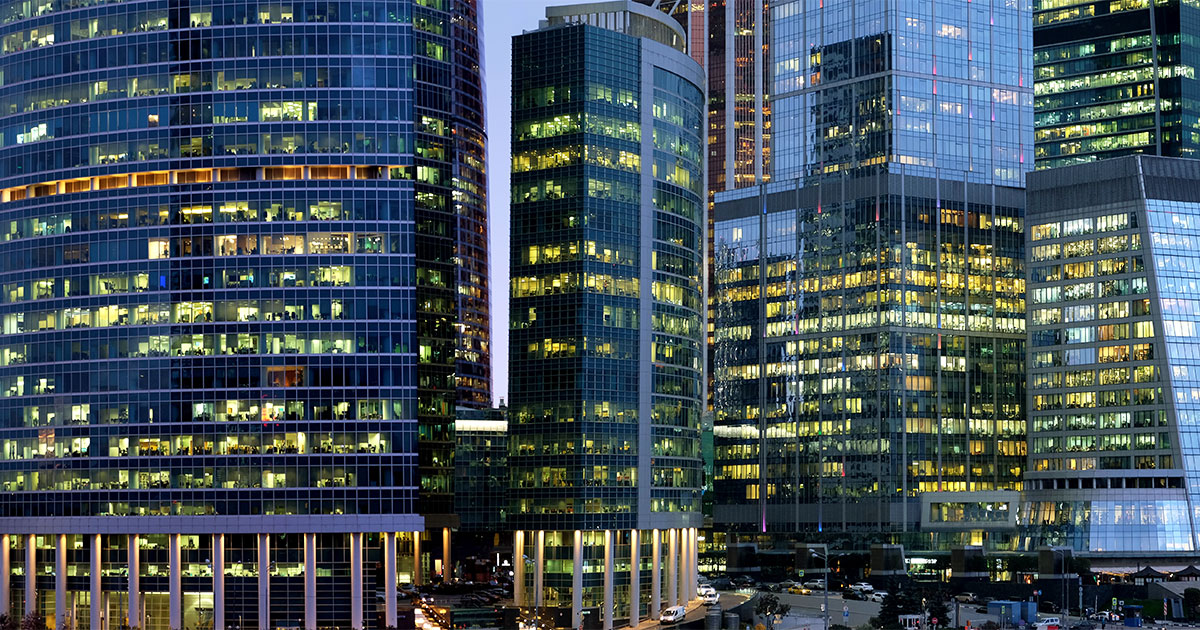 Moscow City International Business Centre